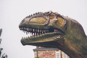 Dinomania at Bristol Zoo Gardens