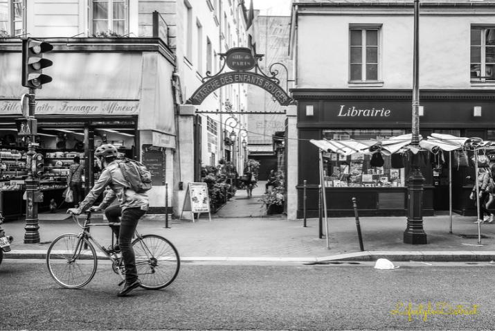 Paris, mon amour…