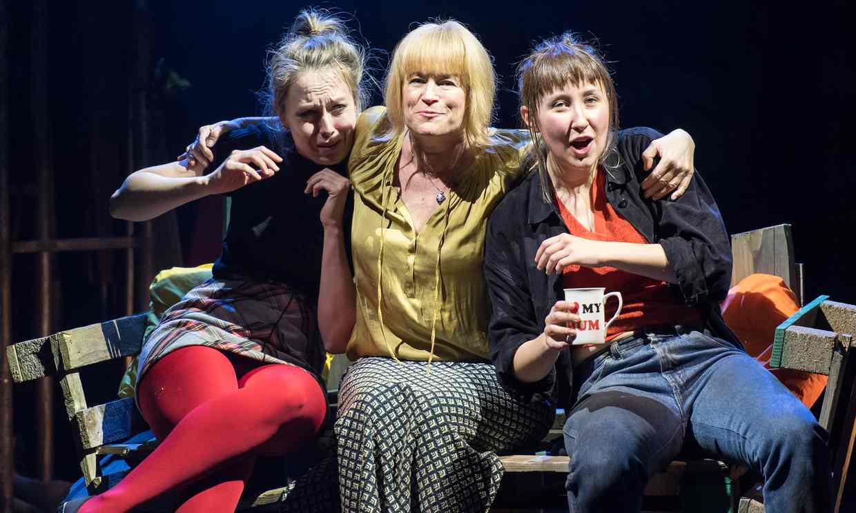 'Thanks for coming to watch us play': Review of Junkyard at the Bristol Old Vic